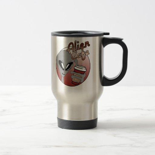 Alien Cafe Mug