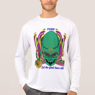 Alien Carnival New Mardi Gras Please View Notes T-Shirt