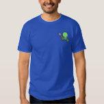 Alien Carpenter Embroidered T-Shirt