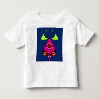 Alien Cartoon Toddler T-shirt