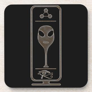 Alien Cartouche Coaster