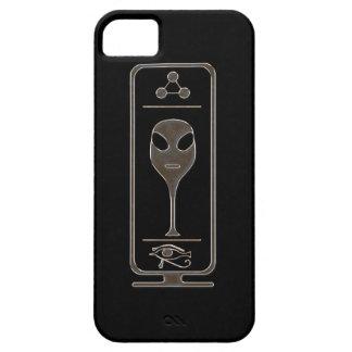 Alien Cartouche iPhone SE/5/5s Case