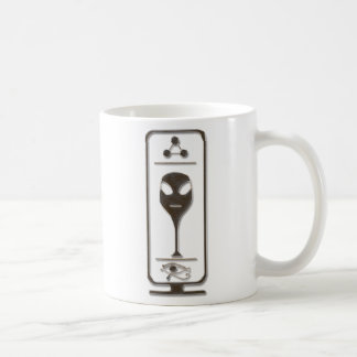 Alien Cartouche Mug