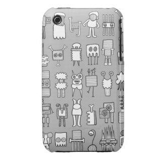alien case iPhone 3 Case-Mate case