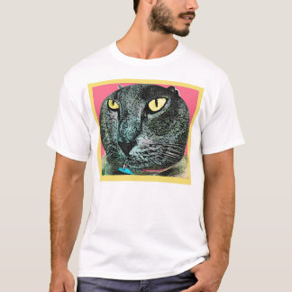 ALIEN CAT T-Shirt