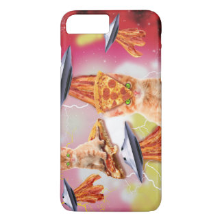 alien cats and the ufos iPhone 7 plus case