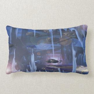 Alien Cave Pillow