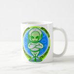 Alien Celebration Mug