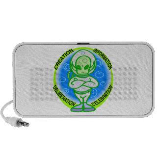 Alien Celebration Speaker
