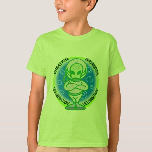 Alien Celebration T-Shirt