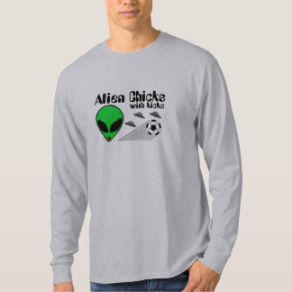 Alien Chicks T-Shirt