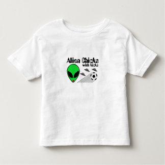 Alien Chicks Toddler T-shirt