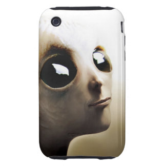 Alien Child iPhone 3 Tough Cases