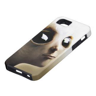 Alien Child iPhone SE/5/5s Case