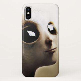 Alien Child iPhone X Case