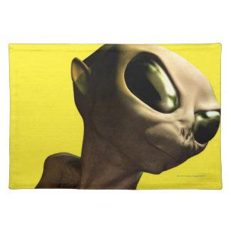 Alien Cloth Place Mat