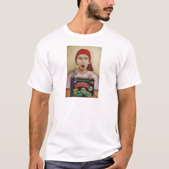 Alien Cookies T-Shirt