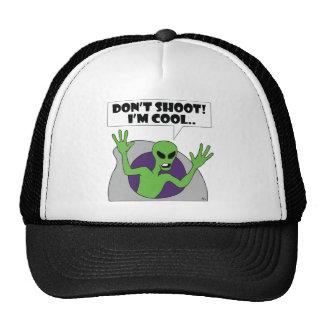ALIEN cool Trucker Hats
