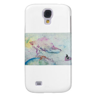 Alien Cow Innoculates Earth Samsung Galaxy S4 Covers