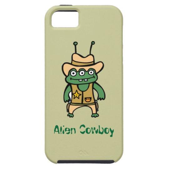 Alien Cowboy iPhone SE/5/5s Case