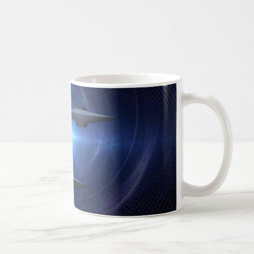 Alien Craft Classic White Coffee Mug