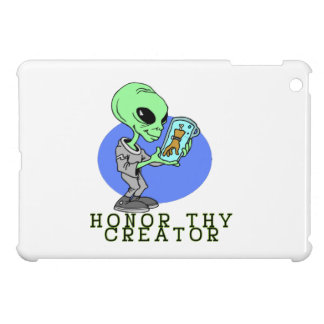 Alien Creator iPad Mini Case