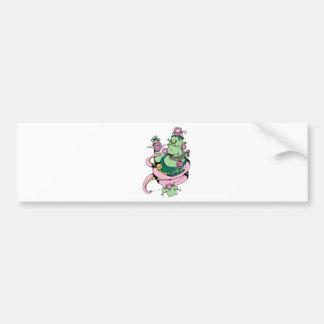 Alien Creature & Monsters Fantasy Art Bumper Stickers