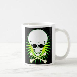 Alien Crossbones Mug