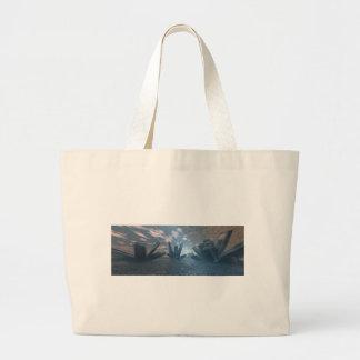 Alien Crystal World Bag