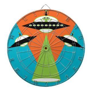 alien dartboard