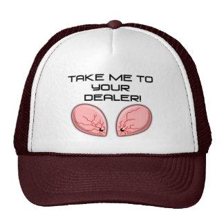 Alien Dealer Hat