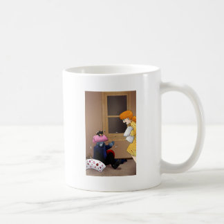 Alien Dice: First Encounter Coffee Mug