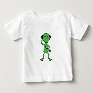 Alien DJ Infant Shirt