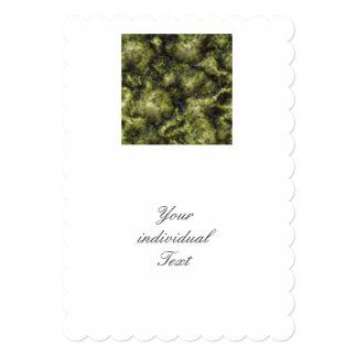 Alien DNA green 5x7 Paper Invitation Card