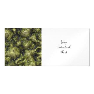 Alien DNA green Magnetic Invitations