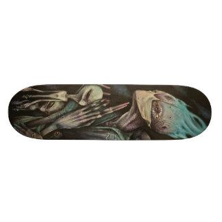 Alien Doctor Skateboard
