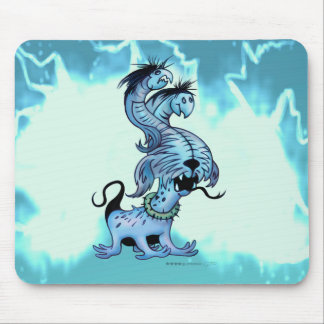 ALIEN DOG  DRY MOUSE PAD Monster
