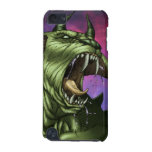 Alien Dog Monster Warrior by Al Rio iPod Touch 5G Cases