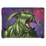 Alien Dog Monster Warrior by Al Rio Case For iPad Air