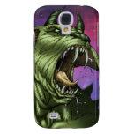 Alien Dog Monster Warrior by Al Rio Galaxy S4 Cover