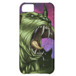 Alien Dog Monster Warrior by Al Rio Cover For iPhone 5C