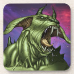 Alien Dog Monster Warrior by Al Rio Coasters