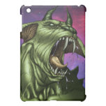 Alien Dog Monster Warrior by Al Rio Case For The iPad Mini