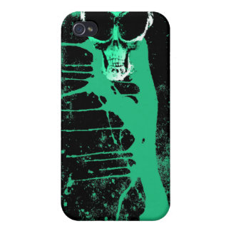 alien drip iPhone 4 covers