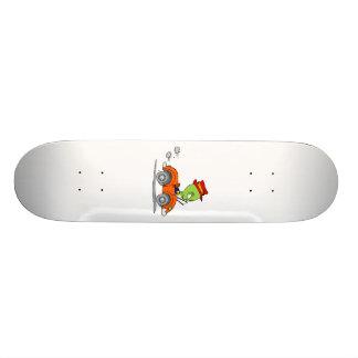 Alien Driver Skateboard Decks