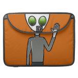 Alien Dude Sleeves For MacBook Pro
