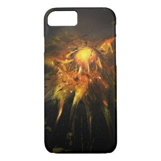Alien egg iphone case