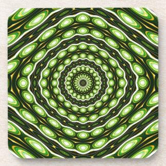 Alien Eggs Vortex Tornado green Coaster