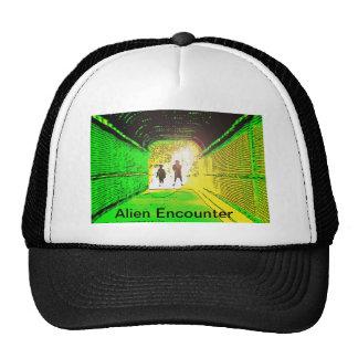 Alien Encounter Trucker Hat