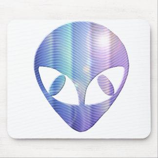 Alien Encounter Mouse Pad